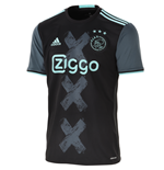 Camiseta Ajax 2016-2017 Away