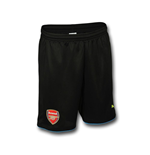 Shorts Arsenal 2016-2017 Home (Preto)