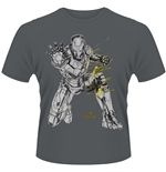 Camiseta The Avengers - Age Of Ultron - Iron Man Splash