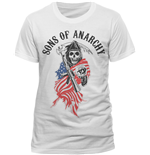 Camiseta Sons of Anarchy 217982