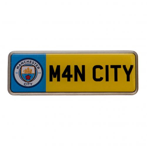 Broche Manchester City FC 218374