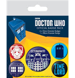 Broche Doctor Who 218402