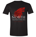 Camiseta Jogo de Poder Soberano (Game of Thrones) - The North Remembers