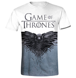 Camiseta Jogo de Poder Soberano (Game of Thrones) - Raven Sub