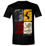 Camiseta Game of Thrones 218418