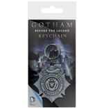 Chaveiro de borracha Batman - Gotham City Police Department Badge