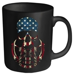 Caneca Sons of Anarchy Usa Skull