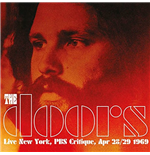 Vinil Doors (The) - Live New York, Pbs Critique April 28/29 1969 180gr