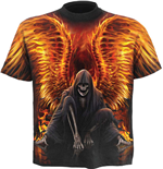 Camiseta Dragon Rose 219242