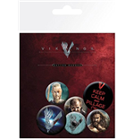 Pack Chapinhas Vikings - Mix