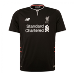Camiseta Liverpool FC 2016-2017 Away