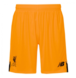 Shorts Liverpool FC 2016-2017 Away (Laranja)