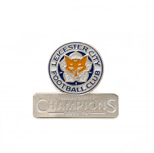 Pin Leicester City F.C. Champions