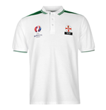 Polo Irlanda do Norte UEFA Euro 2016 (Branco)