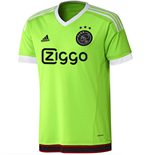 Camiseta Ajax 2015-2016 Adidas Away