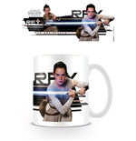 Star Wars Episode VII Caneca Rey