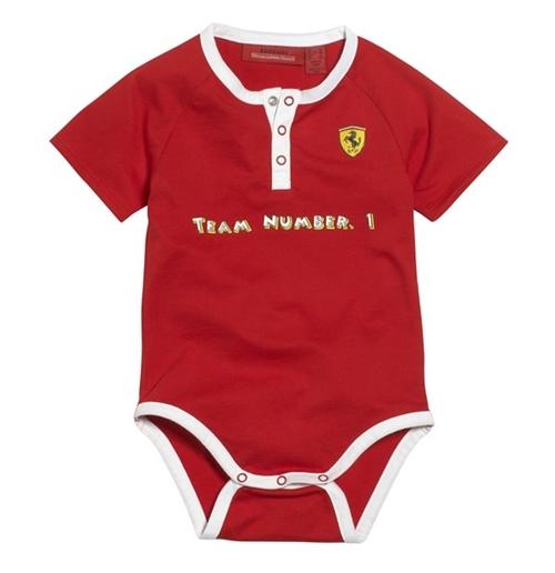 Body para bebê Ferrari Original  Compra Online em Oferta c856f152c66