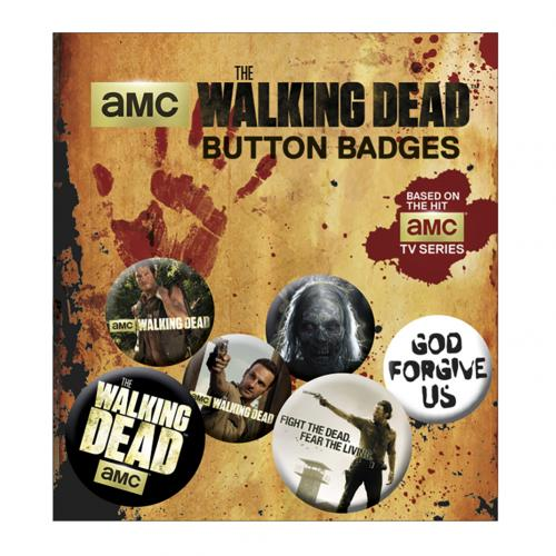 Broche The Walking Dead 220454
