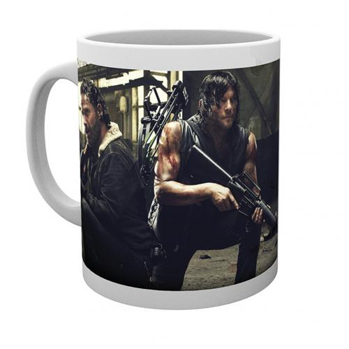 Caneca The Walking Dead 220460