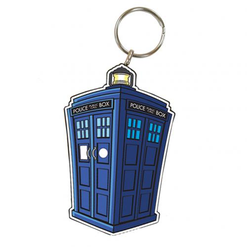 Chaveiro Doctor Who