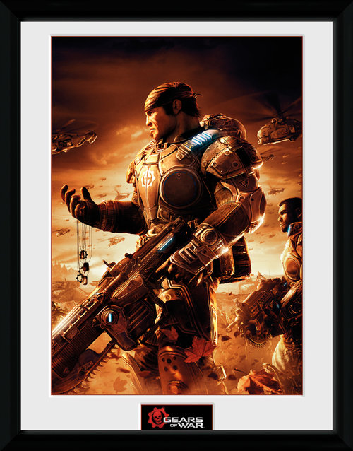 Poster Gears of War 220492