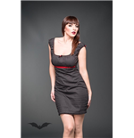 Vestido Queen of Darkness 220585
