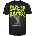 Camiseta Plants vs. Zombies 220624
