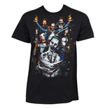 Camiseta Suicide Squad Group Shot