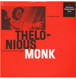 Vinil Thelonious Monk - Genius Of Modern Music   Vol 2
