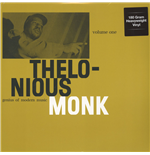 Vinil Thelonious Monk - Genius Of Modern Music   Vol 1