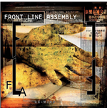Vinil Front Line Assembly - Rewind (Yellow W Black Splatter Vinyl)