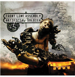 Vinil Front Line Assembly - Artificial Soldier (Cherry Coloured Vinyl)