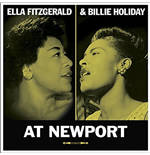 Vinil Ella Fitzgerald / Billie Holiday - At Newport