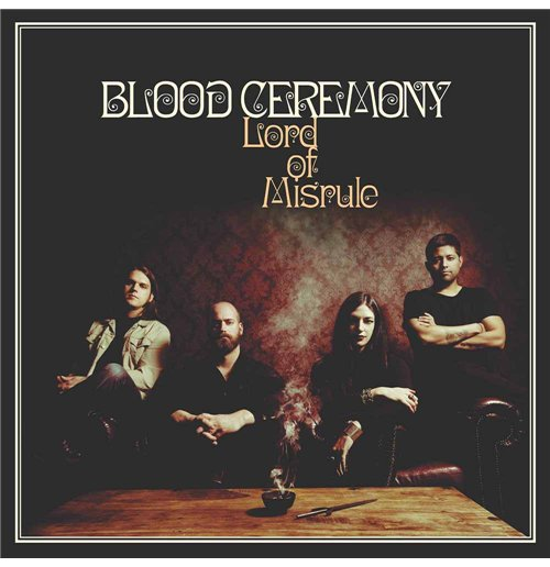 Vinil Blood Ceremony - Lord Of Misrule