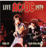 Vinil Ac/Dc - Live At Towson Center  Md  October 16th  1979 Kbfh Fm