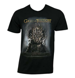 Camiseta Game of Thrones de homem