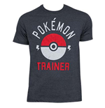 Camiseta Pokémon Trainer