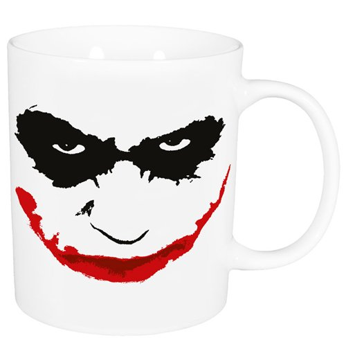 Batman Caneca Joker Face