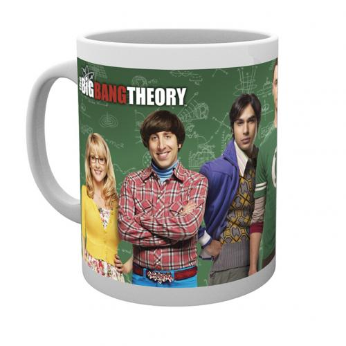 Caneca Big Bang Theory 222424