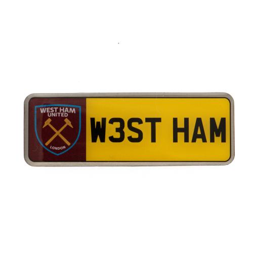 Broche West Ham United 222754