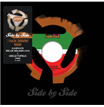 "Vinil Willie Nelson/Uncle Tupelo - Side By Side Truck Drivin' Mad (7"")"
