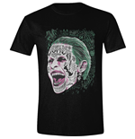 Camiseta Suicide Squad Joker Screaming