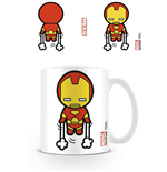 Caneca Iron Man Kawaii Iron Man