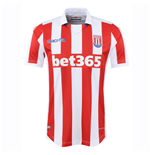 Camiseta Stoke City 2016-2017 Home