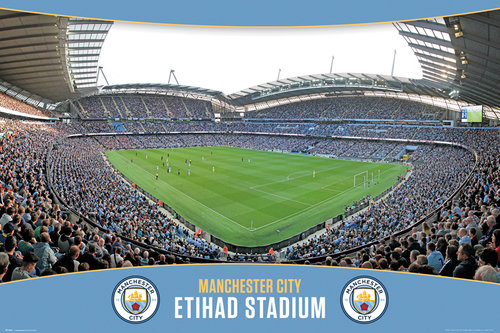 Poster Manchester City FC 223512