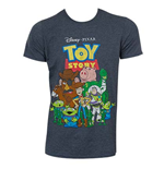 Camiseta Toy Story Characters