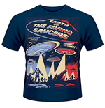 Camiseta Earth vs. the Flying Saucers 223702