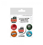 Broche Big Bang Theory 224197