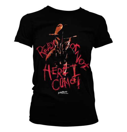 Camiseta Nightmare On Elm Street 224526