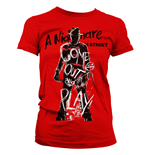 Camiseta Nightmare On Elm Street Come Out And Play